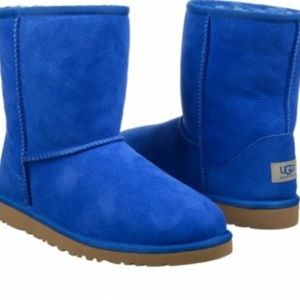 Electric Blue Uggs